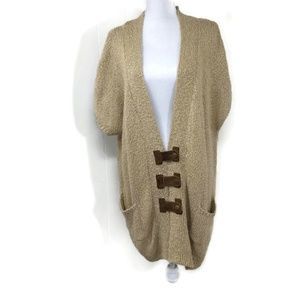 The Territory Ahead Large Cardigan Sweater Boho